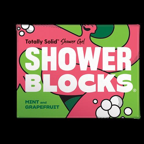 Shower Blocks - Mint & Grapefruit