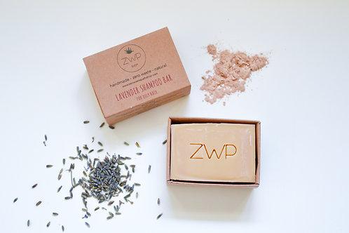 Shampoo Bar ZWP - Lavender