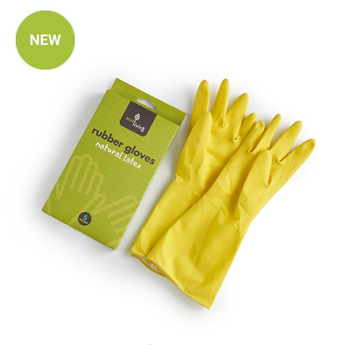 Latex Natural Rubber Gloves