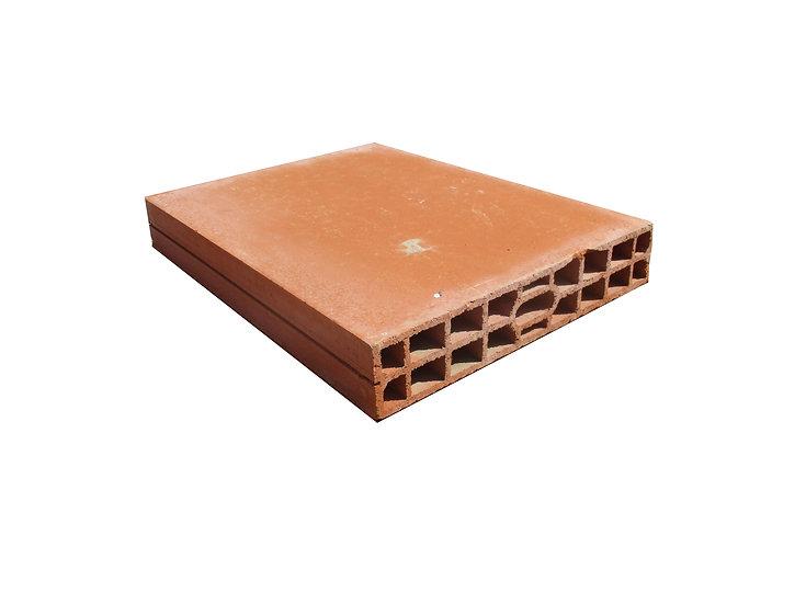 Briques en terre cuite Carrobric (10 cm)