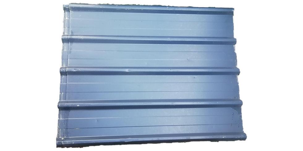 Panneaux bac acier laquée