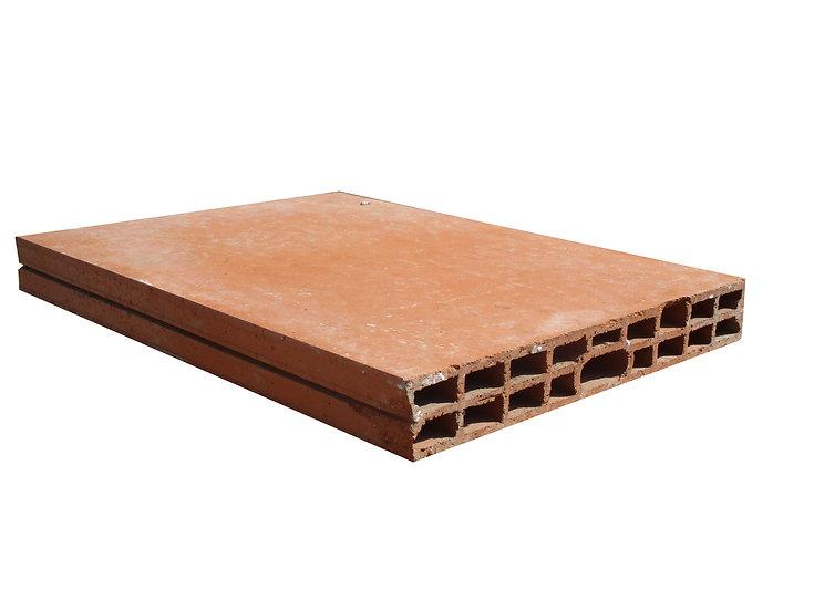 Briques en terre cuite Carrobric (5 cm)
