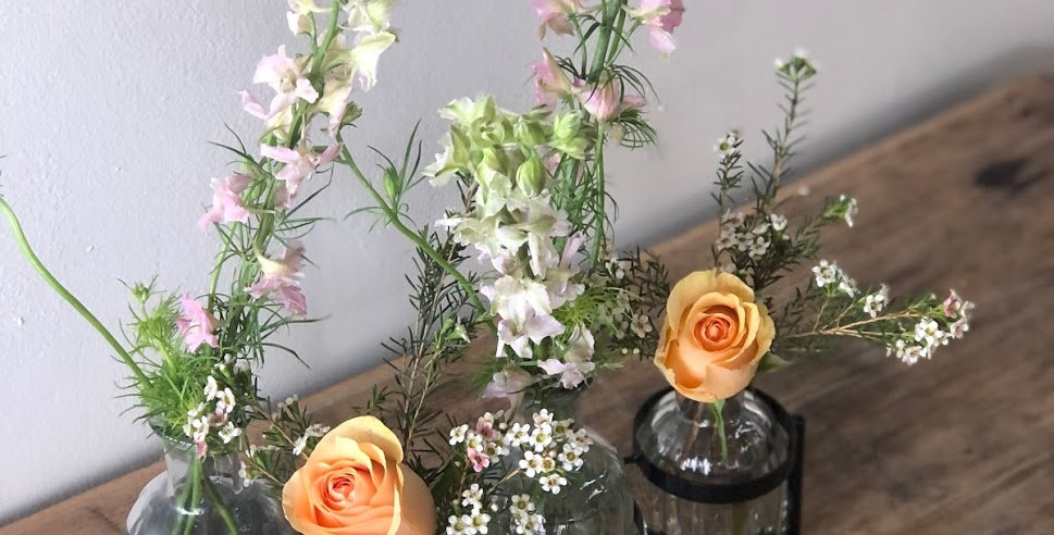 Blooms and Bottles