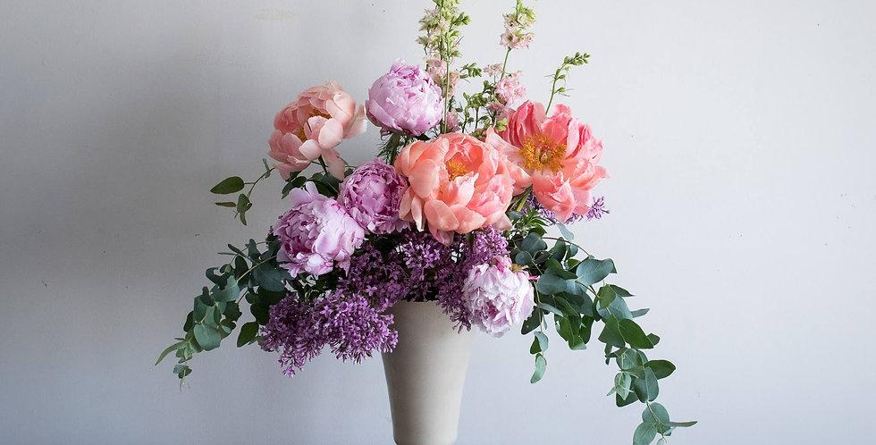 Memorial/Sympathy Vase Arrangements