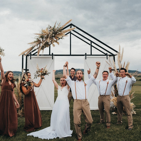 Styled Shoot with Kelsey Spratt Photography and The Barn At Aspen Acres