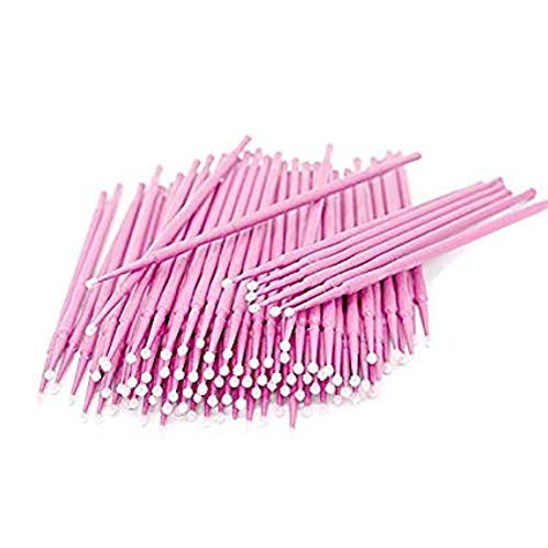 Disposable Micro Applicators Brush 20 pcs