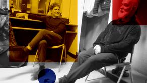 Krygier y Terán: los niños punks