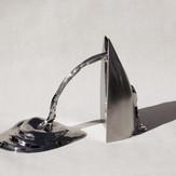 ハーモニー  Harmony  2012   stainless steel  h 28×45×21cm.jpg