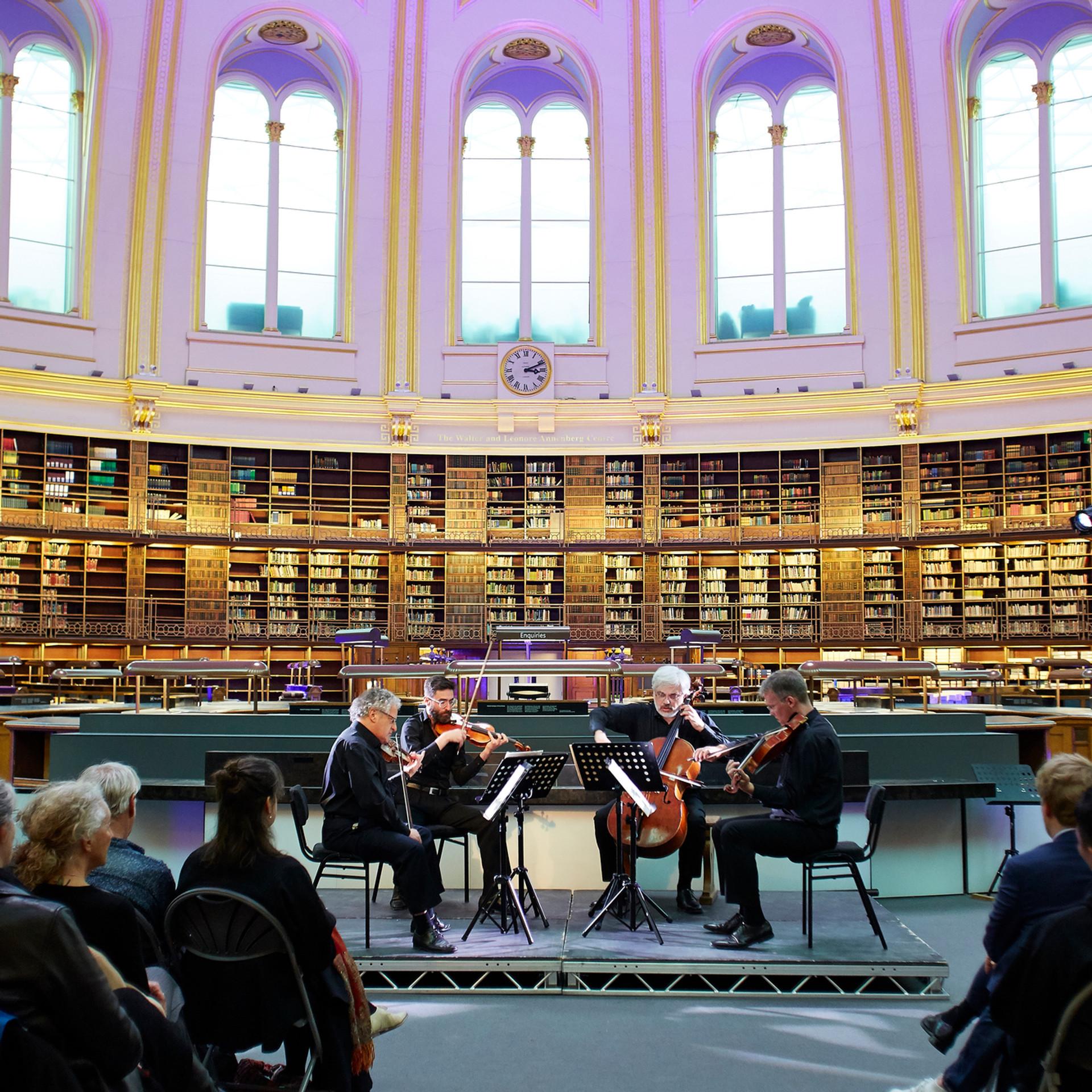 British Museum - Arditti Quartet