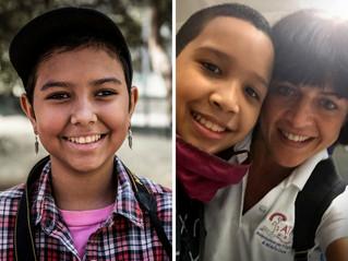 Javier e Oriana, insieme facciamo Cent(r)o