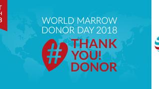 Giornata Mondiale della Donazione del Midollo Osseo: Noi #CiSiamo