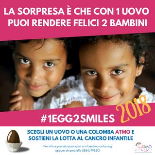 La Pasqua si avvicina! #1Egg2Smiles