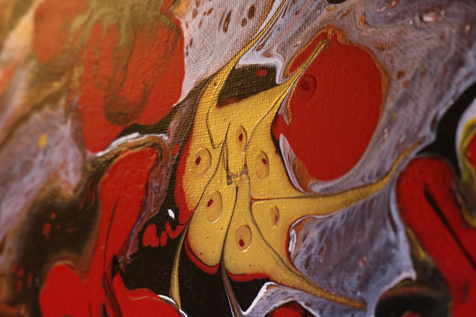 """""""Magma"""" (detail)"""
