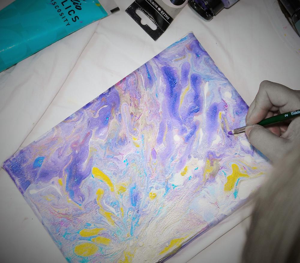 Syona painting