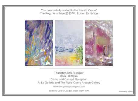 Private View in the heart of London!