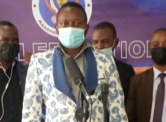 A.N : Le Président Mboso rencontre les attentes des Assistants  parlementaires au respect de la loi