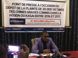 Les victimes des conflits Kamuina Nsapu au Kasaï saisissent la CPI contre Joseph Kabila et Consorts