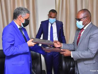 La RDC et  la BADEA ont signé un projet d'accord pour la protection des investissements éclectiques