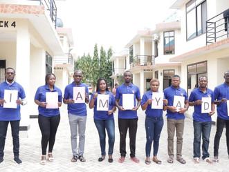 Tanzanie : Jacques ISSONGO  Mfutu Porte  désormais  le flambeau de  YADA  en Afrique