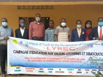 RDC :  LYREC reporte à une date ultérieure la tenue de son sommet