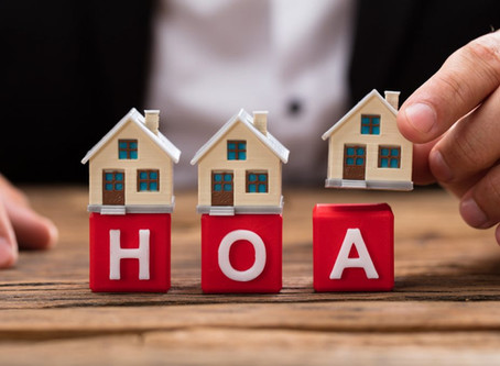 HOAs & What you need to know