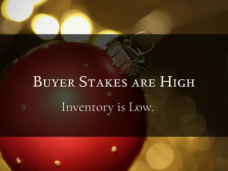 December 2019: Buyer Stakes are High