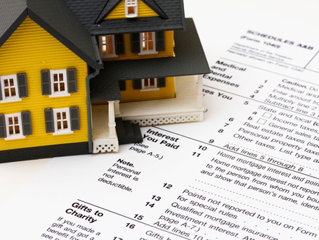 Did you sell a home last year? Check out these 5 tax deductions
