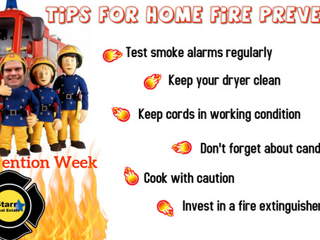 6 Tips for Home Fire Prevention
