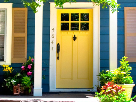 Don't Sabotage Your Curb Appeal