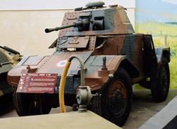1940 PANHARD ARMOURED CAR