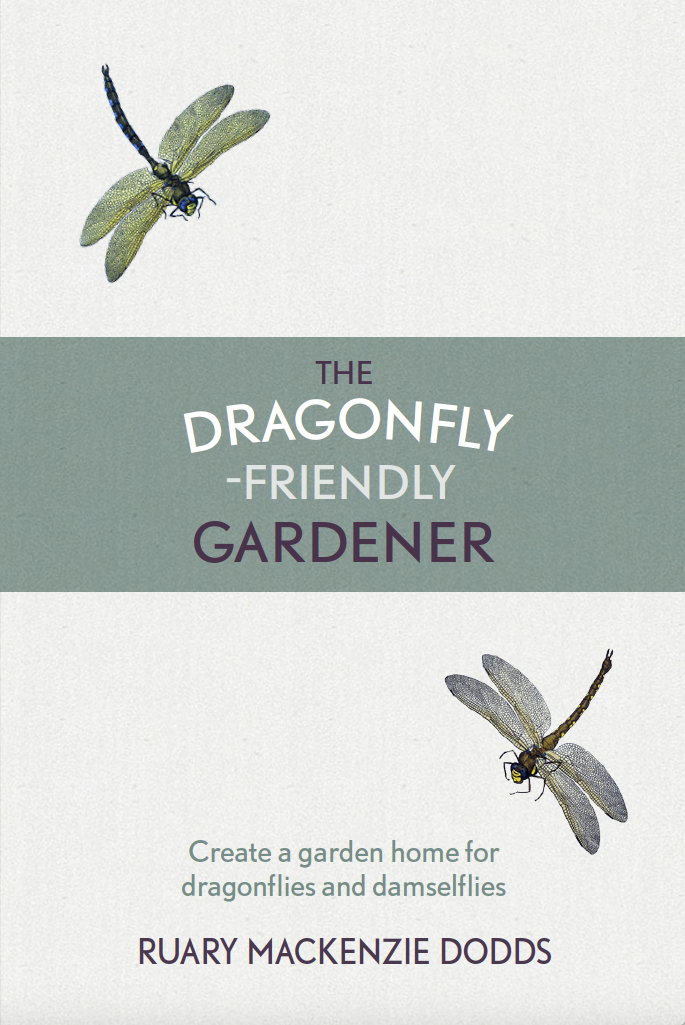 The Dragonfly Friendly Gardner Front Cover