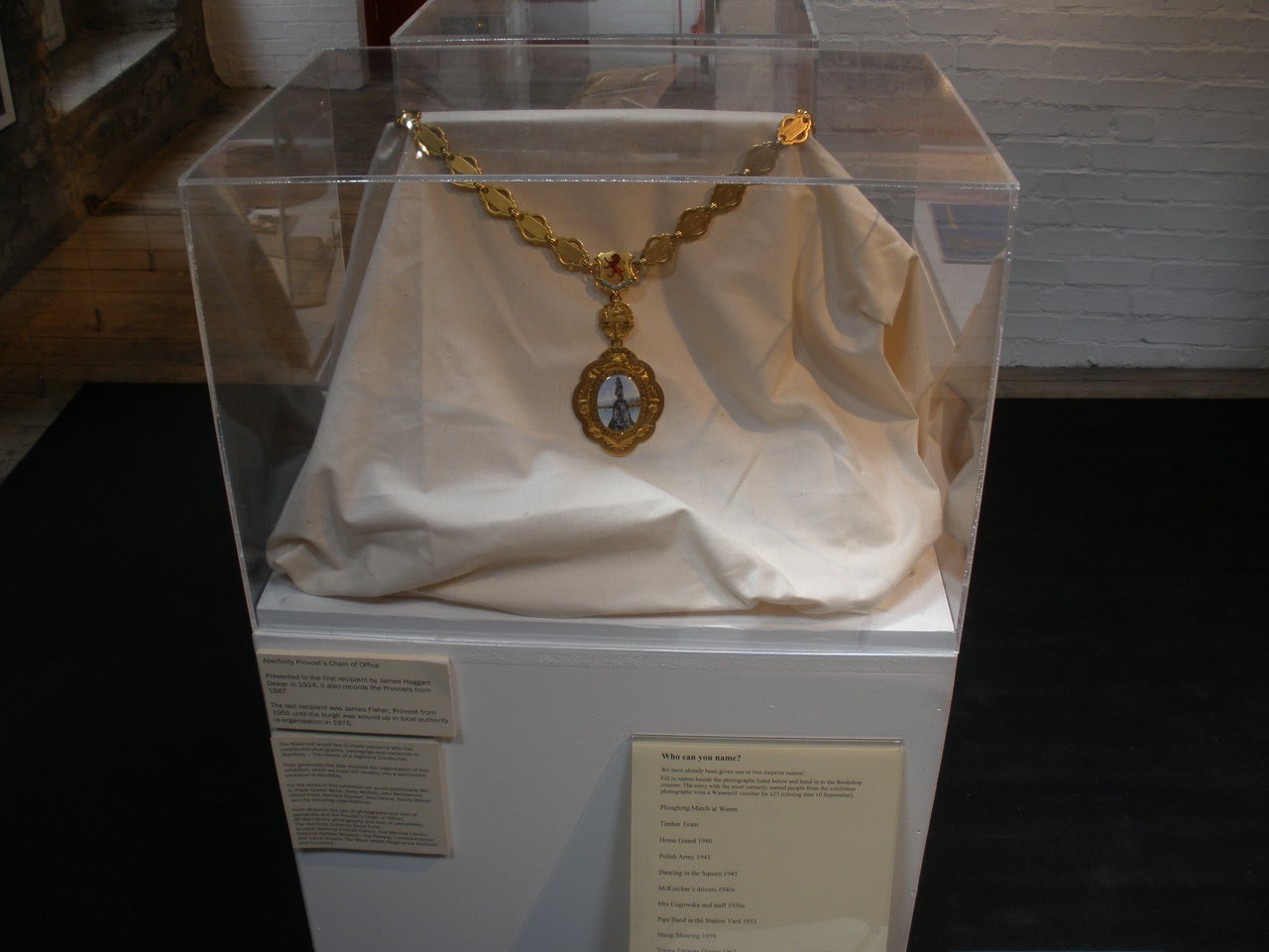 The Aberfeldy Provost's Chain