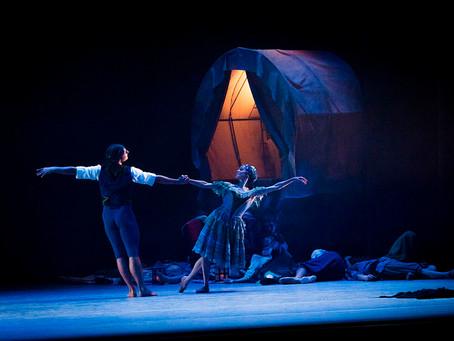 Maria Gutierrez première soliste du Ballet du Capitole tire sa révérence. Don Quichotte.