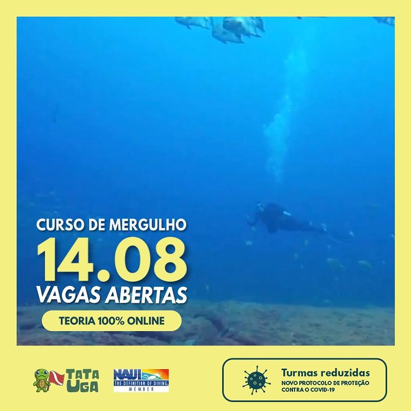 Curso de Mergulho Open Water Scuba Diver