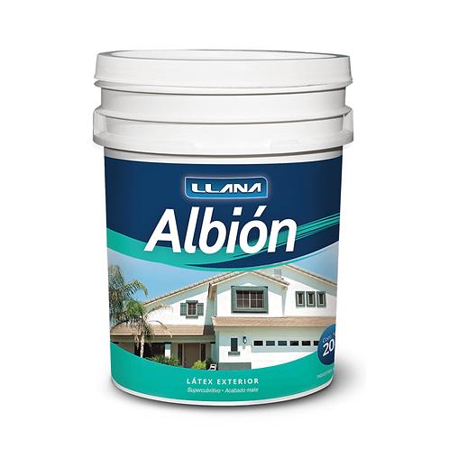 Latex Albion Exterior (20 lt)