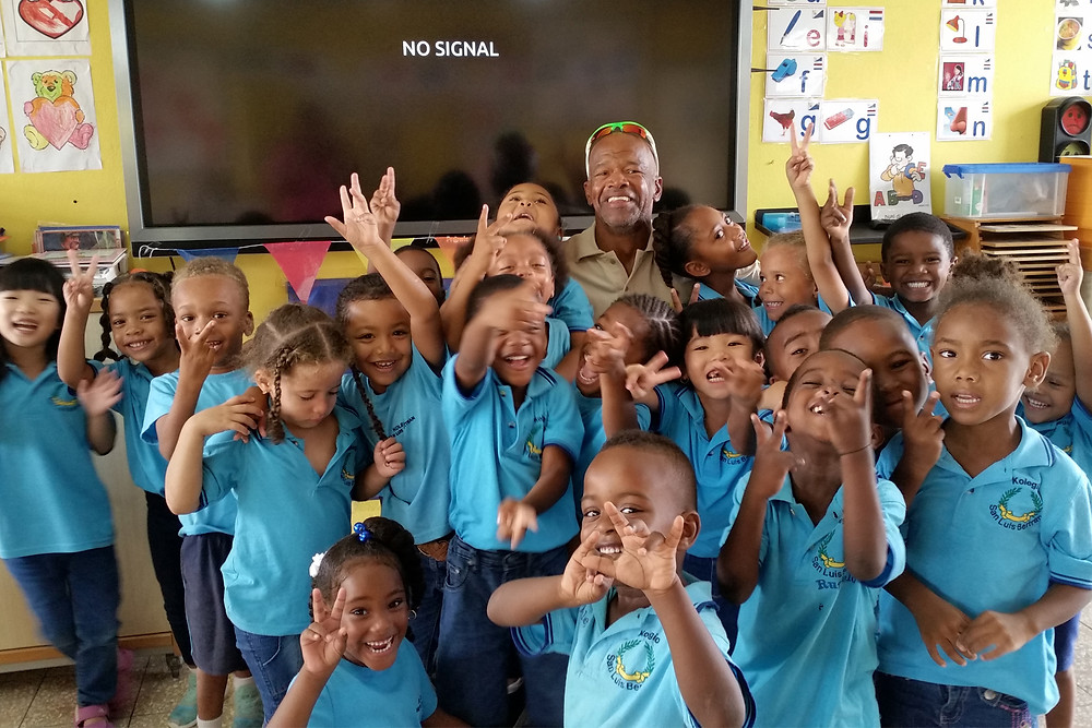 XpBonaire, IslandLife, Bonaire, News, Information, STINAPA, Reading Day 2017