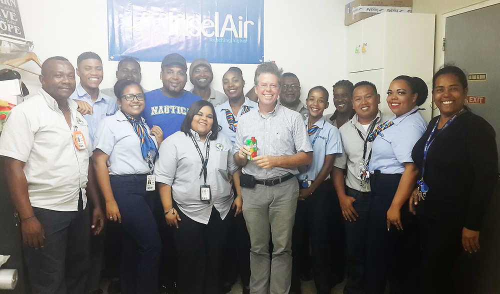 XpBonaire, IslandLife, Bonaire, News, Information, TCB, Insel Air, Employees