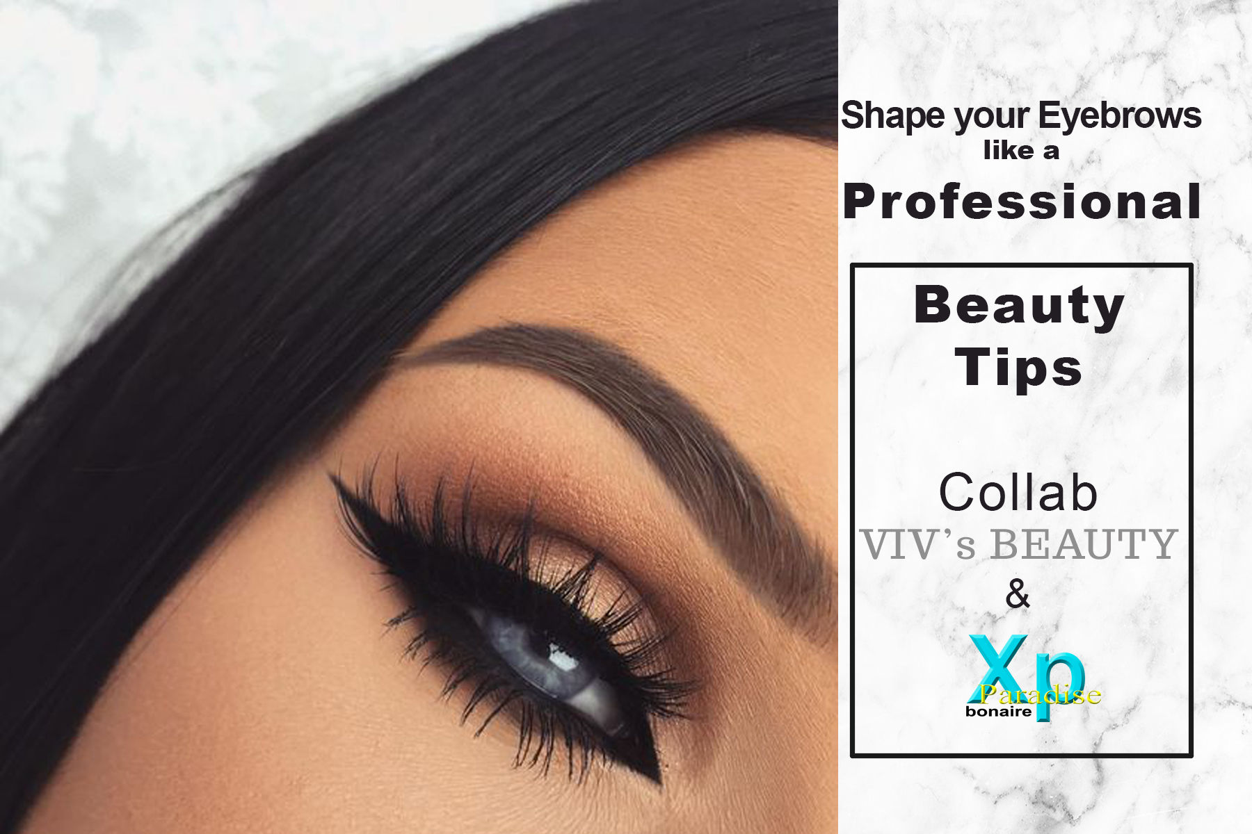 Shape Your Eyebrows Like A Professional