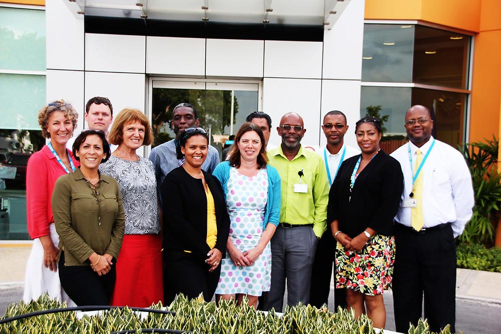 XpBonaire, Island Life, News and Information, delegation visits Barbados and Trinidad, RCN