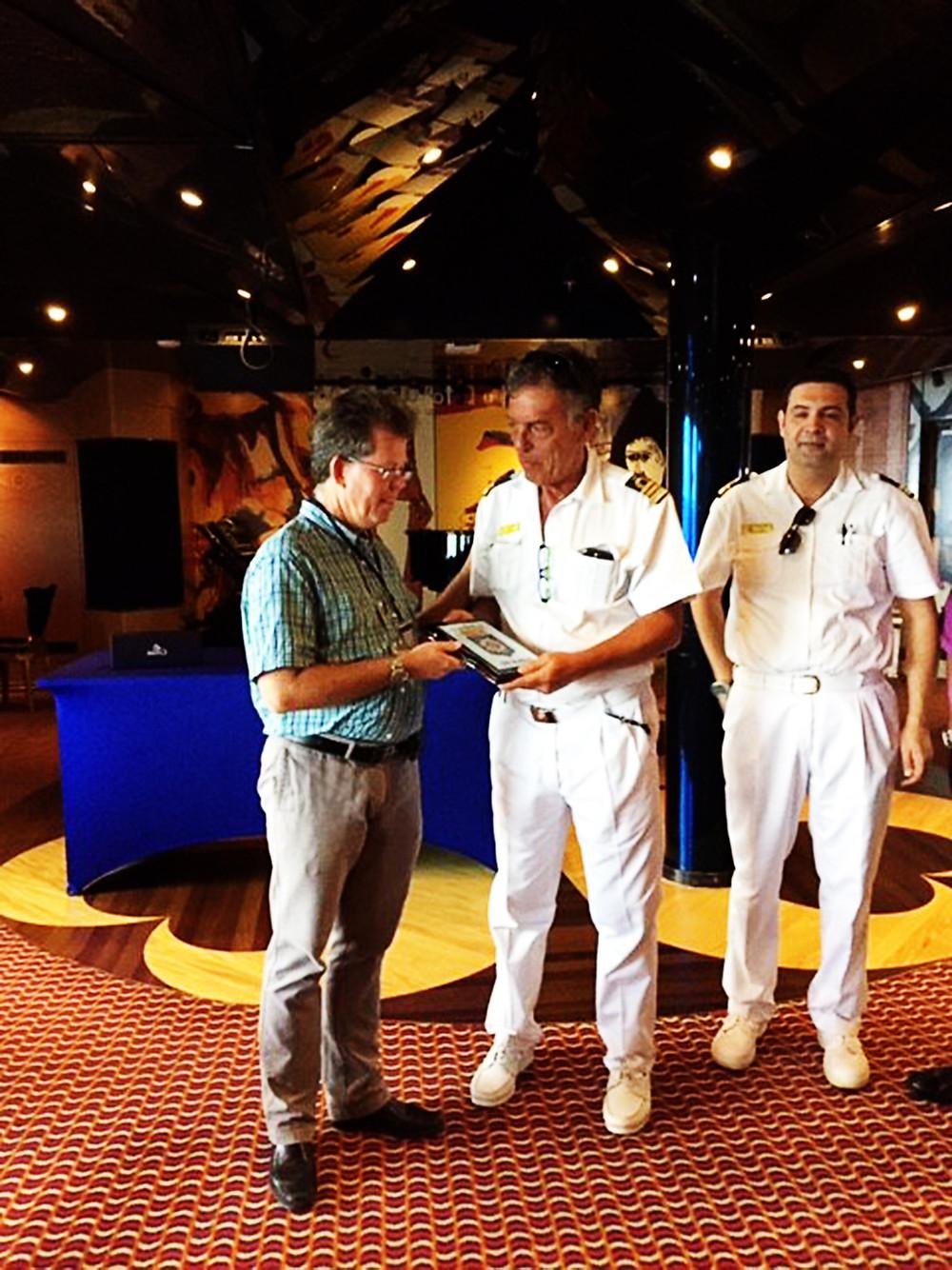 XpBonaire, IslandLife, Bonaire, News, Information, TCB, Cruise Ships, Codsta Magica