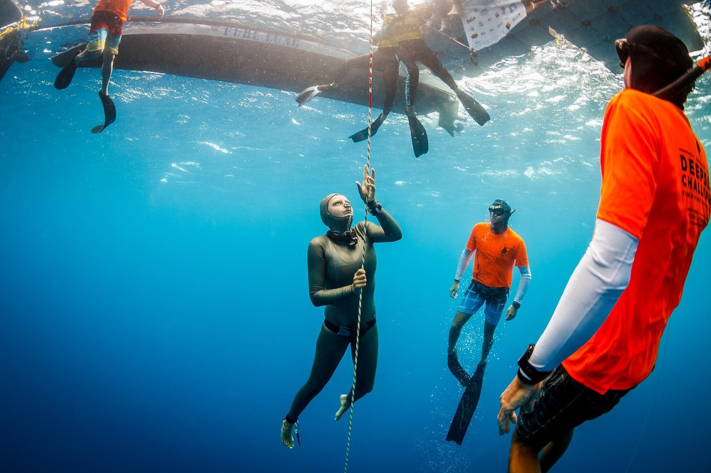 XpBonaire, Bonaire, News, Information, Events, Freediving, World Records