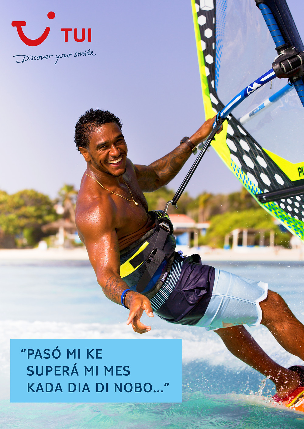 XpBonaire, IslandLife, Bonaire, News, Information, TUI, Win Travel Voucher, Discover your smile