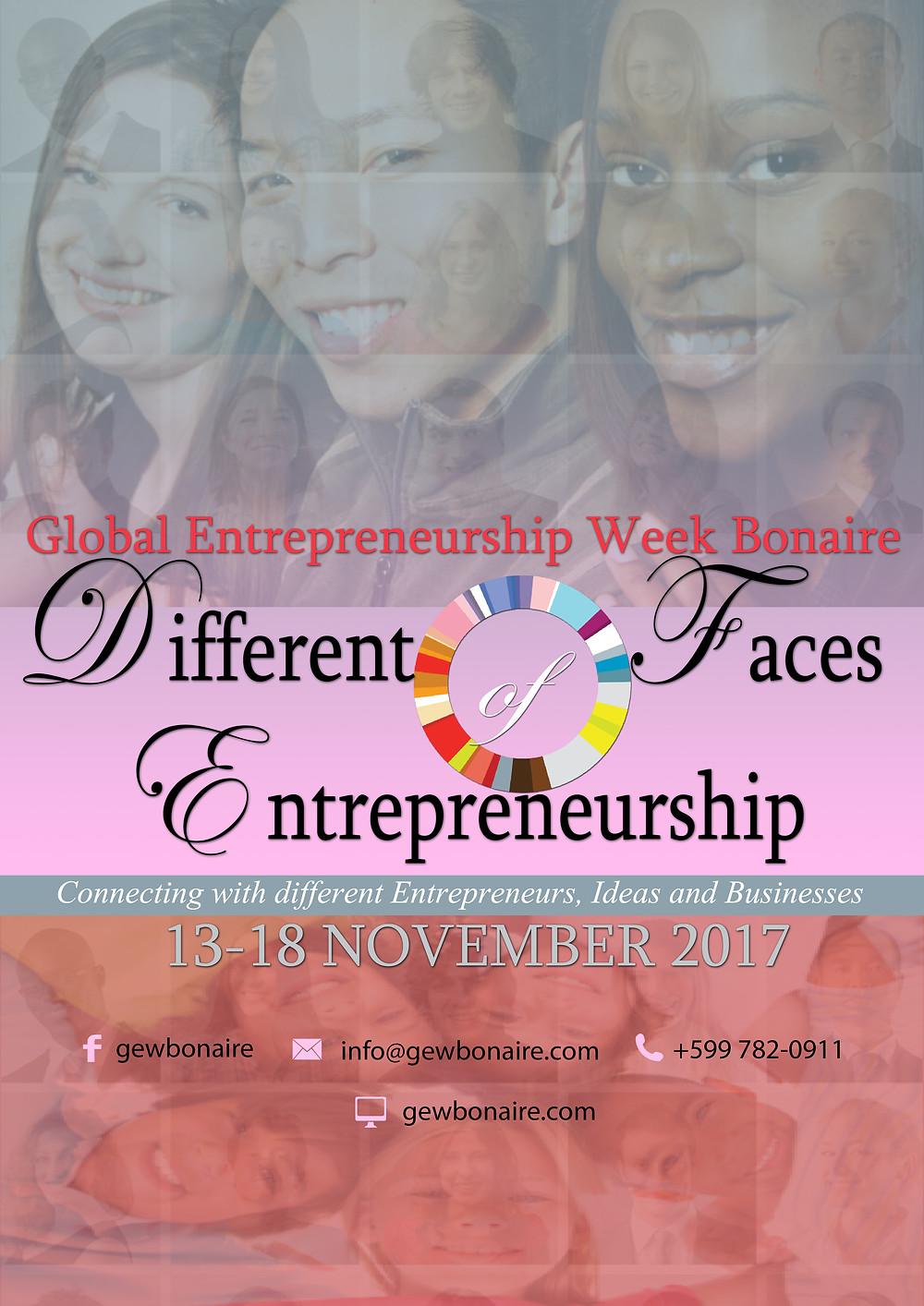 XpBonaire, IslandLife, Bonaire, Information, Events. Global Entrepeneurship