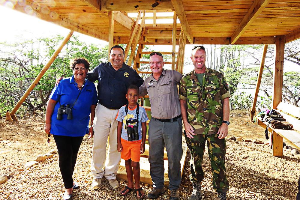 XpBonaire, IslandLife, Bonaire, News, information, STINAPA Watchtower, Birds