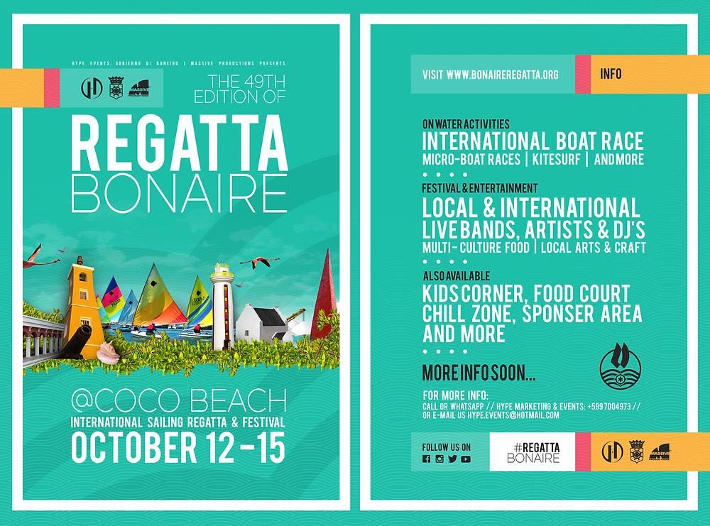 Bonaire, XpBonaire, News, Information, Events, Entertainment, Regatta