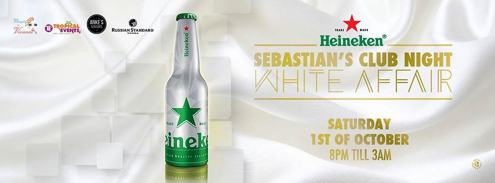 Xp Bonaire Island Life, Events & Entertainment, , Sebastian's Club Night, White Affair
