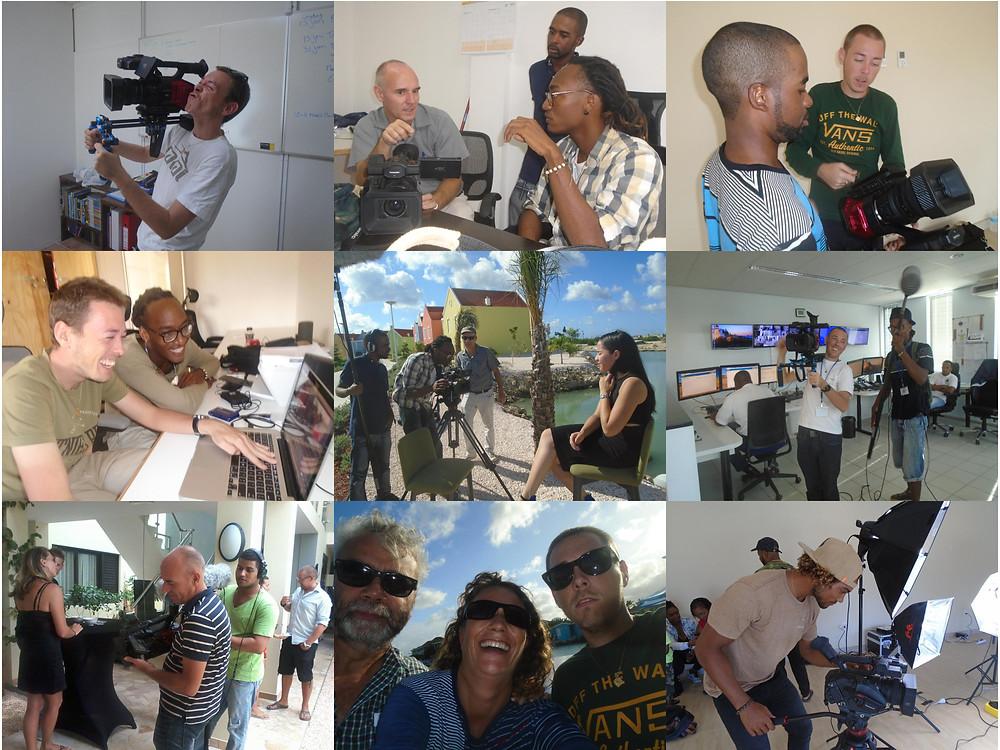 XpBonaire, IslandLife, Bonaire, News, information, Infamous Production foundation, Broadcasting Station