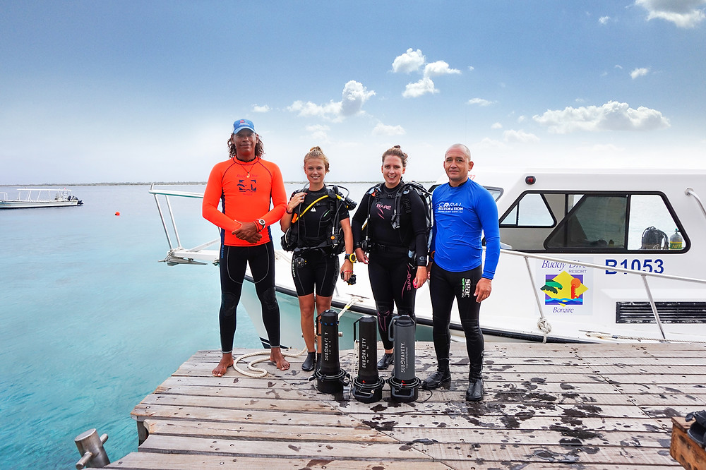 XpBonaire, IslandLife, Bonaire, News, Information, Coral restoration Foundation, CRF Bonaire