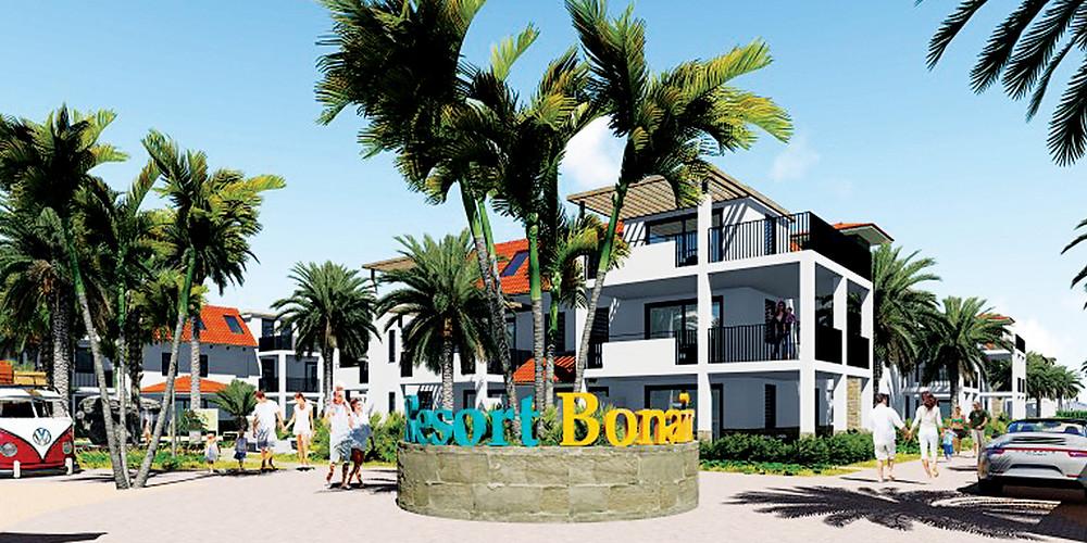 XpBonaire, IslandLife, Information, People, development Plaza Beach Resort Bonaire , Van der Valk