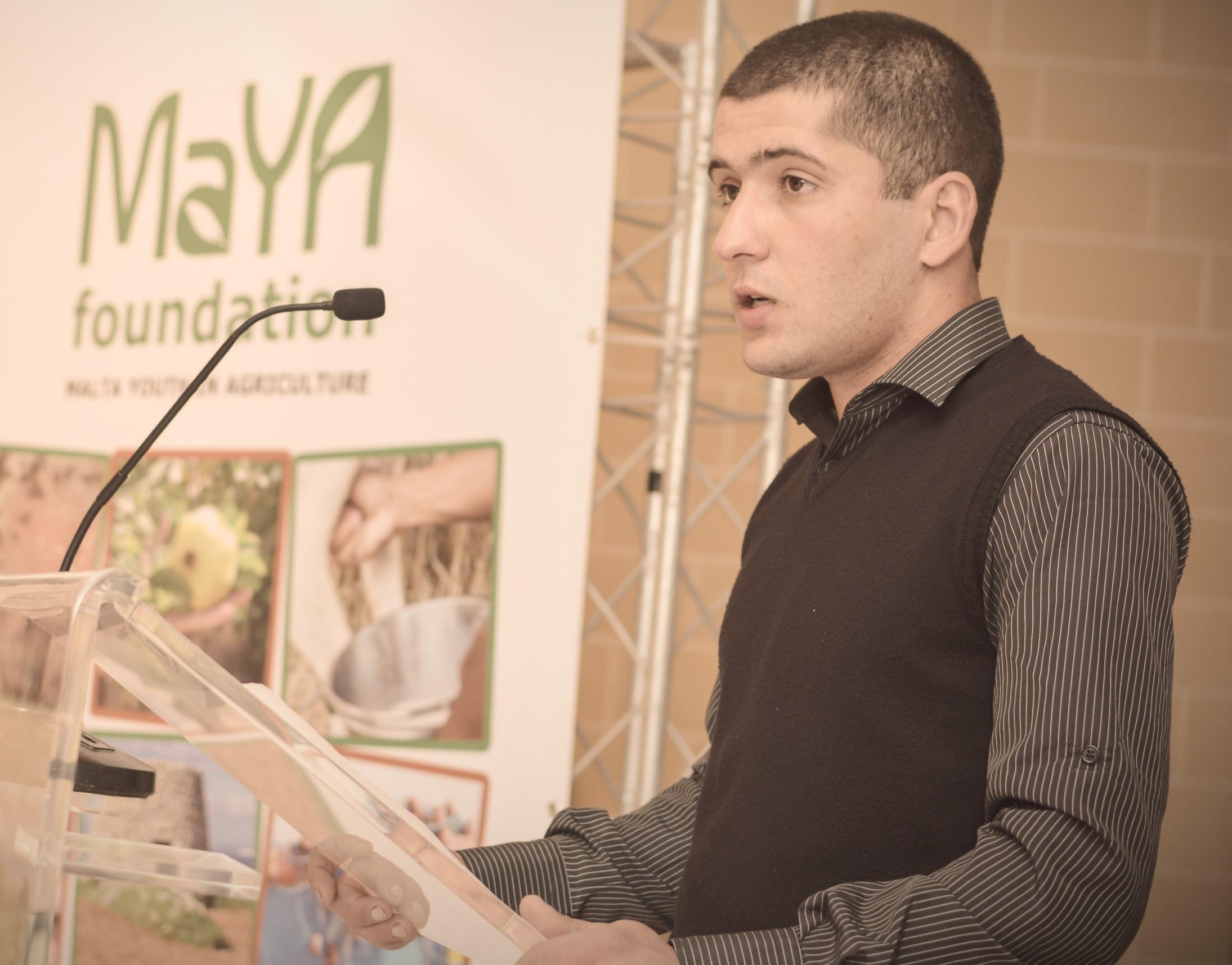 Karl Scerri - MaYA Administrator